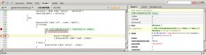 Javascript wtf in firebug