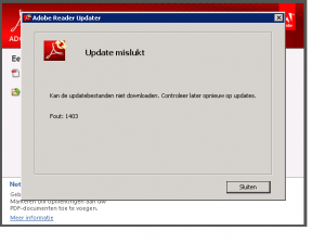 Adobe Cancer Update