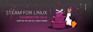 Steam Linux Sale